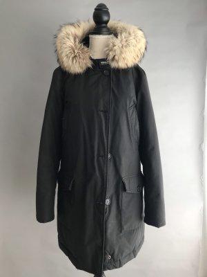 Woolrich Arctic Parka in schwarz