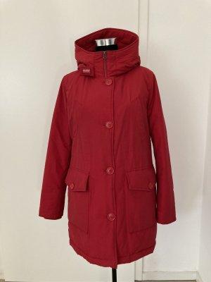 Woolrich Arctic Parka Rot L 38 40 42 Winterjacke Daunen Mantel Winter Jacke
