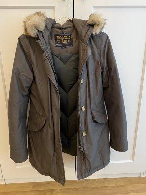 Woolrich Kurtka zimowa szary