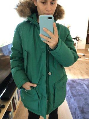 Woolrich Doudoune vert