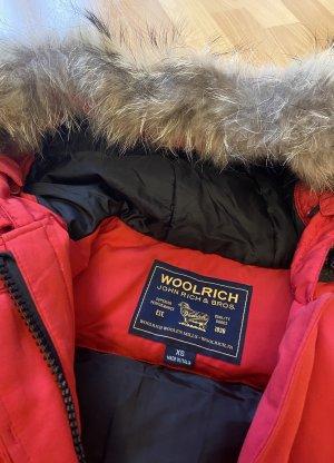 WOOLRICH Artic Parka rot XS