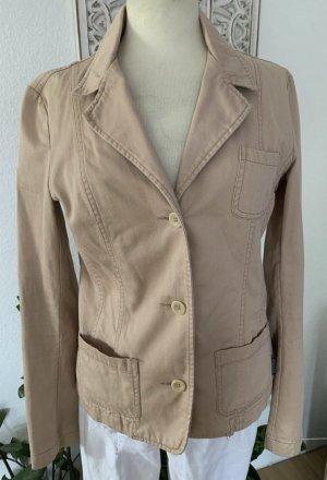 Woolrich Short Blazer beige