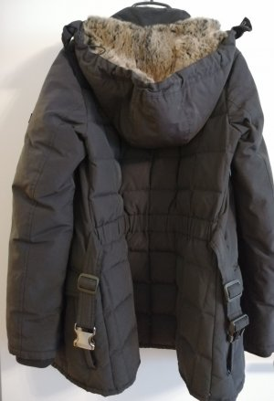 Woolrich Winterjack zwart