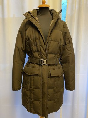Woolrich Down Coat dark brown