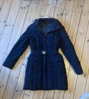 Woolrich Płaszcz puchowy czarny