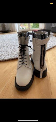 Woolrich Boots weiß