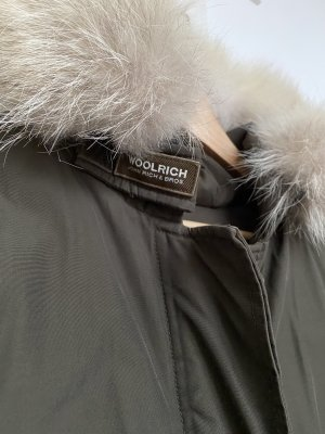 Woolrich Damen Arctic Parka M Olive / Dunkelgrün / Khaki