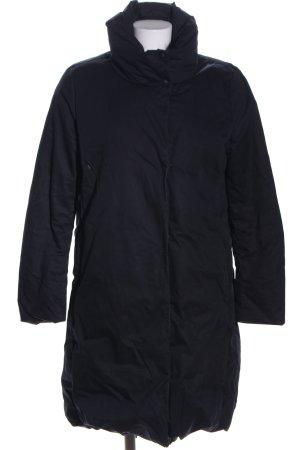 Woolrich Piumino lungo nero stile casual