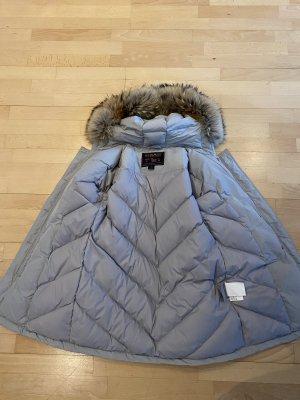 Woolrich Doudoune gris clair