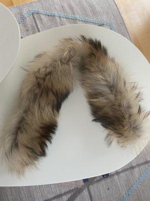 Woolrich Veste en fourrure bronze fourrure