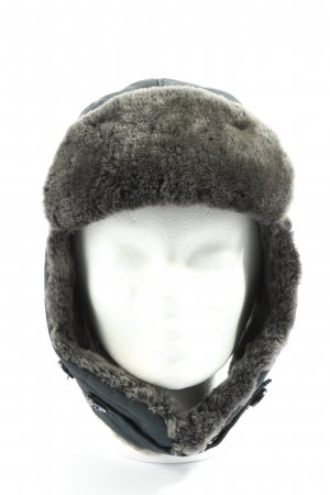 Woolrich Aviator Hat black casual look