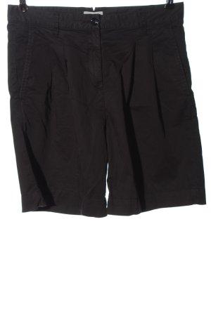 Woolrich Short taille haute noir style décontracté