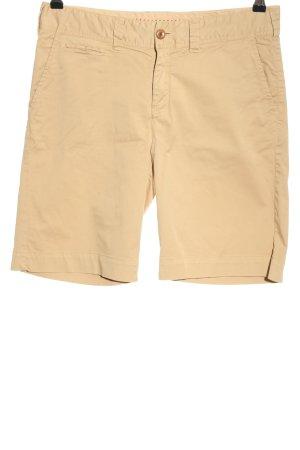 Woolrich High-Waist-Shorts natural white casual look