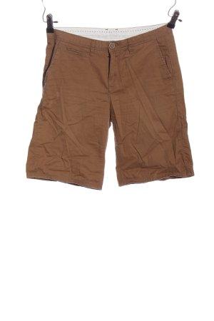 Woolrich Hot Pants braun Casual-Look