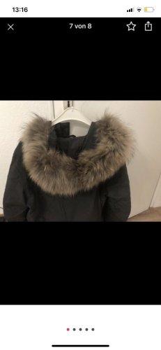 Woolrich Abrigo de invierno gris