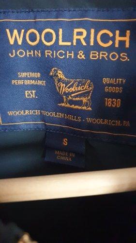 Woolrich Jacke blau s