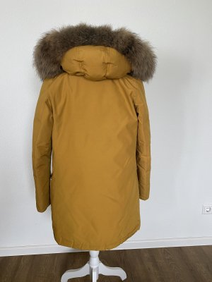 Woolrich Parka yellow-pale yellow