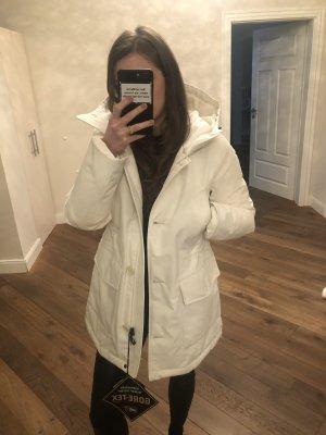 Woolrich Jacke in Weiß Größe:M