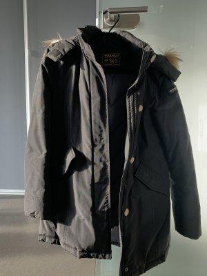 Woolrich Veste d'hiver noir-beige