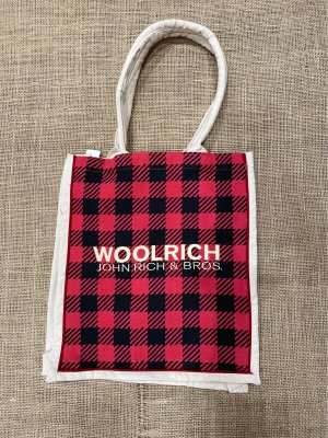 Woolrich Burlap Bag multicolored