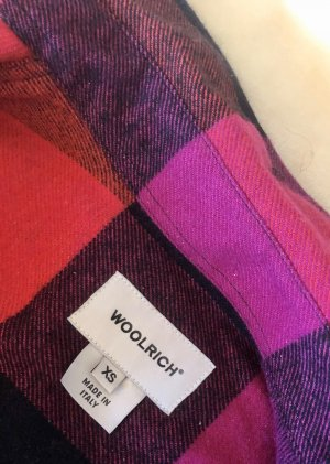 Woolrich Lumberjack Shirt multicolored cotton