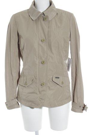 Woolrich Short Jacket sand brown casual look