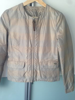 Woolrich Short Jacket beige-azure