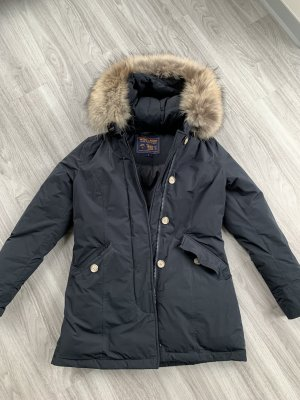 Woolrich Cappotto invernale blu scuro