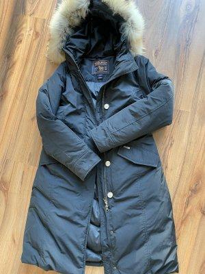 Woolrich Manteau en duvet bleu foncé