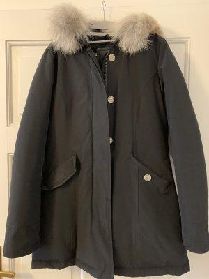 Woolrich Luxus Artic Parka schwarz - Größe L