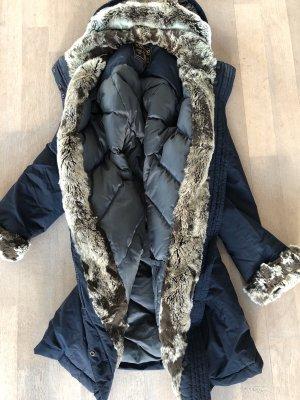 Woolrich Manteau d'hiver bleu foncé