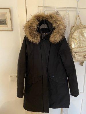Woolrich Mantel schwarz L