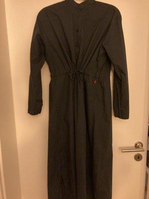 Woolrich Maxikleid S Marine Kleid