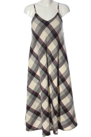 Woolrich Sukienka midi Na całej powierzchni Elegancki