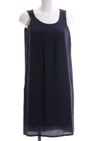 Woolrich Midikleid blau Casual-Look