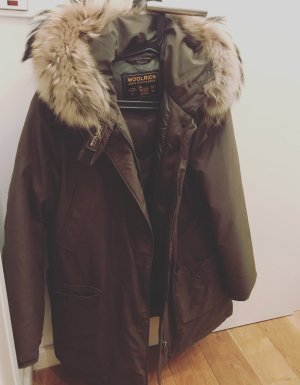 Woolrich Pelt Jacket green grey