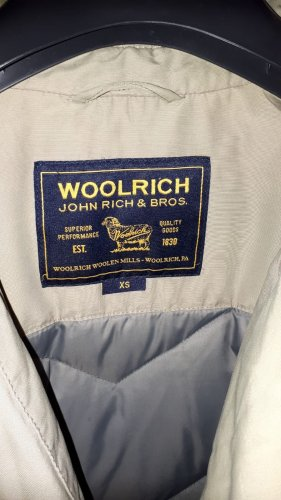Woolrich Pelt Jacket sage green