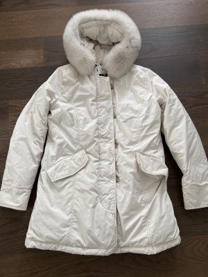 Woolrich Parka blanco