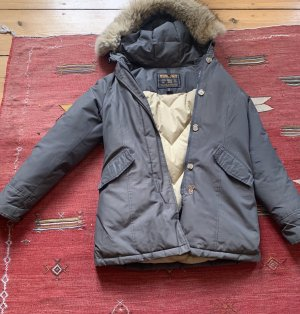 Woolrich Down Jacket grey