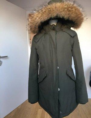Woolrich Manteau d'hiver vert olive