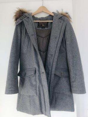 Woolrich Parka grau XS kaum getragen