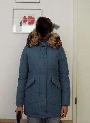 Woolrich Parka hellblau