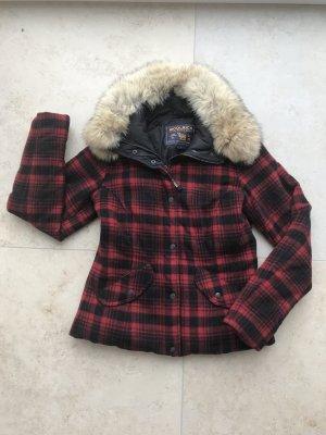 Woolrich Veste d'hiver multicolore laine