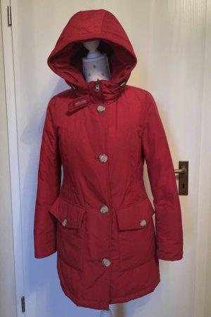 Woolrich Manteau d'hiver rouge