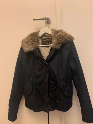 Woolrich Outdoor Jacket dark blue
