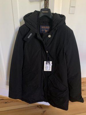 Woolrich Kurtka zimowa czarny