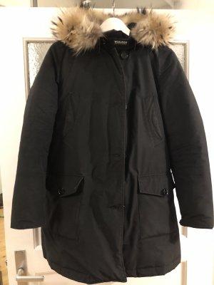 Woolrich Donsjack zwart