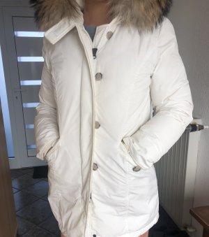 Woolrich Manteau d'hiver blanc-blanc cassé