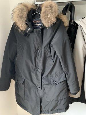 Woolrich Abrigo de invierno negro