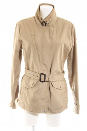Woolrich Safari Jacket nude casual look